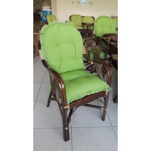 Sandalye Minderi (alt  sırt)